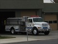 Image for Merced County Fire Department Station 71 fire truck - Los Banos, CA