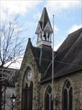 Image for Clock Bell Tower, Castle Street, Llangollen, Denbighshire, Wales, UK