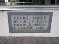 Image for 1948 - Conroe Masonic Lodge - Conroe, Texas