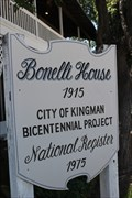 Image for Bonelli House Restoration -- Kingman AZ
