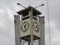 Image for Trang Town Clock—Trang, Thailand.