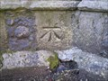 Image for Cut bench mark St Mary's Church, Kersey, Suffolk