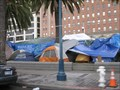 Image for Mayor Lee tours Occupy SF camp, is 'disappointed' - San Francisco, CA