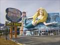 Image for Mermaid - 3D art - Gift Shop - US-192 - Kissimmee, Florida, USA.