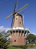 Image for DeMolen Windmill. Foxton. New Zealand.