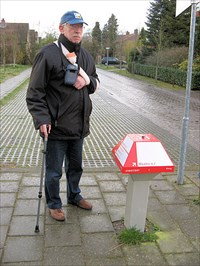 Barjon visited the new 21641/001 - Waalre