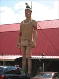 Image for Giant Indian Kaw-Liga - Pratt's BBQ - Kingsport, TN