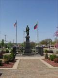 Image for Statue of Simon Bolivar - Bolivar, MO