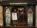 Image for Stained glass at The Old Spaghetti Factory - Salt Lake City, Utah