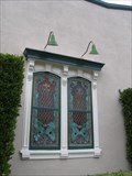 Image for Stained window - Los Gatos Brewing Co. - Los Gatos, CA