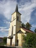 Image for Kostel sv. Petra a Pavla - Libkova Voda, okres Pelhrimov, CZ