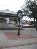 Image for Town Square Clock - Zephyrhills, FL