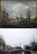 Image for The gunpowder ship disaster Leiden-Netherlands