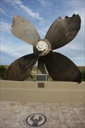 Image for Propeller of the SS High Flyer -- Texas City TX