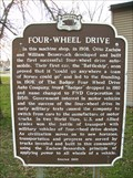 Image for Four-Wheel Drive Historical Marker