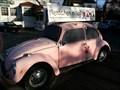 Image for Pink VW Beetle - Maubach, Germany, BW