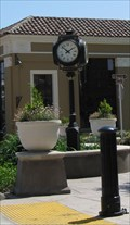 Image for Downtown Roseville Clock - Roseville, CA