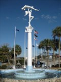 Image for Mermaid Fountain - Weeki Wachee, FL