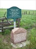 Image for Simmons Point - Santa Fe Trail - near Overbrook, Kansas