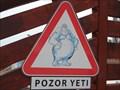 Image for Pozor Yeti - Yeti Warning, Tatranská Lomnica, SK