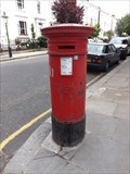 Image for Victorian Post Box - Cottesmore Gardens, London, UK