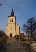 Image for Kostel sv. Václava - St. Wenceslas Church (Boršice, CZ)
