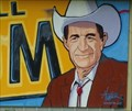 Image for Correll Museum Mural - Catoosa, Oklahoma, USA.
