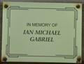 Image for Ian Michael Gabriel ~ Bismarck, North Dakota