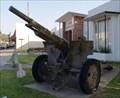 Image for Atwater Memorial Building Field Gun