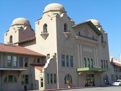 Santa Fe Depot - Railroad Museum