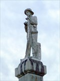 Image for Confederate Soldier - Clayton, AL