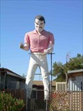 Image for Whistlestop Antiques Muffler Man