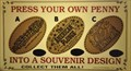 Image for Silver Dollar City Wildfire Gift Shop Penny Smasher