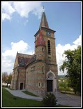 Image for Kostel svateho Cyrila a Metodeje - Bilovice nad Svitavou, Czech Republic