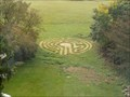 Image for Rasenlabyrinth am Hildegardishof - Waldernbach, Hessen, Germany