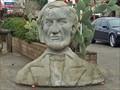 Image for Concrete Lincoln Bust, Sheldon, California