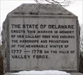 Image for State of Delaware Memorial - Valley Forge National Historical Park - King of Prussia, Pennsylvania
