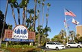 Image for Bahia Resort Hotel Nautical Flagpole ~ Mission Bay
