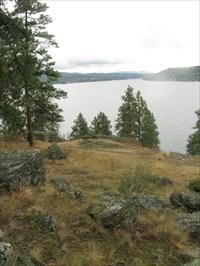 Lake Couer d'alene