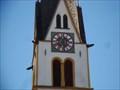 Image for Turmuhr St. Georg - Rum, Tyrol, Austria