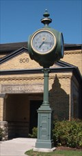 Image for Lehigh Valley Train Station Clock - Ithaca, New York
