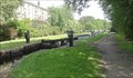 Image for Lock 37E On The Huddersfield Narrow Canal – Marsden, UK