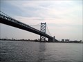 Image for Benjamin Franklin Bridge - Philadelphia, PA/Camden, NJ