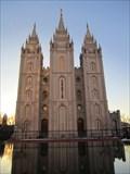 Image for Salt Lake LDS Temple - Salt Lake City, Utah