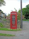 Image for Red Phone Box, Hoober Lane, Wentworth. Rotherham.