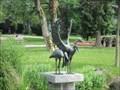 Image for Fischreiher/Heron - Kurpark Oberstdorf, Germany, BY
