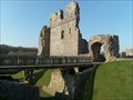 Image for Ogmore Castle - Vale of Glamorgan, Wales. Great Britain.