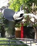 Image for Triceratops - Santa Monica, California, USA.