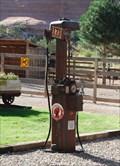 Image for Mohawk Gasoline Pump - Moab, Utah