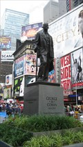 Image for George M Cohan Statue - New York City, NY